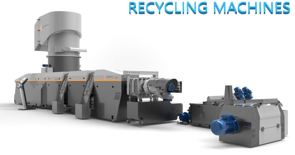 RECYCLING MACHINES